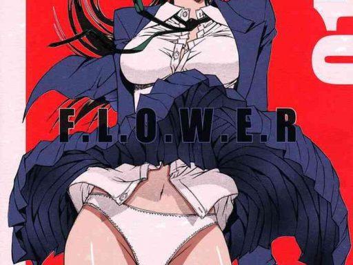 f l o w e r vol 01 cover