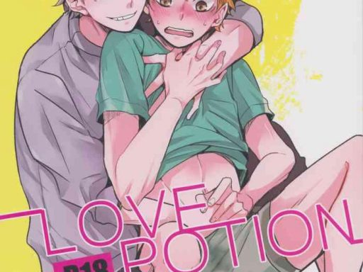 lovepotion cover