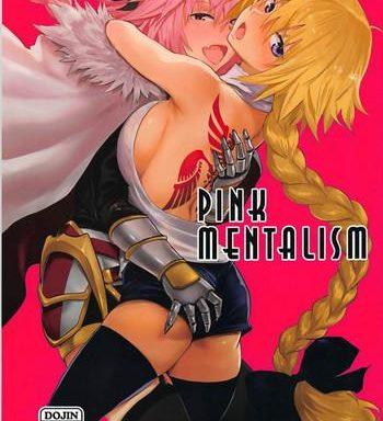 pink mentalism cover
