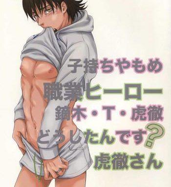 komochi yamome shokugyou hero kaburagi t toratouru doushitan desu toratouru san cover